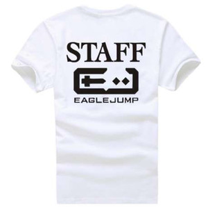 NEW GAME! Eagle Jump Staff T-shirt Animation Comic Fashion Cosplay
