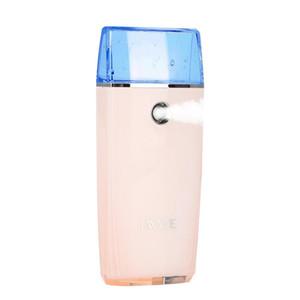 Nano Spray portátil de pulverización de agua USB atomizador de atomización de limpieza facial a nanoescala Hidratante ultrasónico mini atomizador de niebla