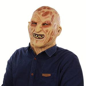 Realistische Erwachsenen Party Kostüm Horror Maske Deluxe Freddy Krueger Maske Scary Halloween Karneval Cosplay Zombie Maske Cosplay Masken