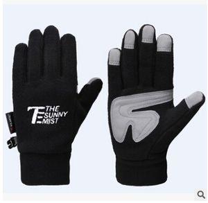 All'ingrosso-2015 uomini e donne sport all'aria aperta guanti touch caldi