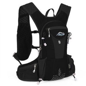 Ultralight Cycling Backpack 12L 자전거 타기 배낭 사이클링 등산 스키 가방 야외 스포츠 가방 MTb Road Bicycle Bag