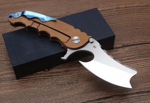 도매업 접는 도끼의 멀티 기능 고품질 포켓 접는 칼 전술 생존 야영 칼 야외 도구 무료 배송