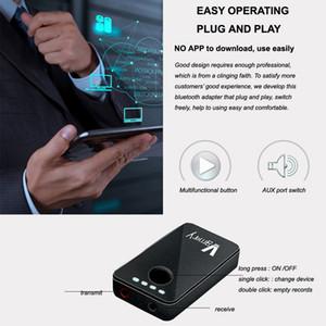 Emetteur Bluetooth et récepteur sans fil Bluetooth 4.1 avec EDR adaptateur audio Réception Transmission pour la TV Accueil Musique Streaming System et C