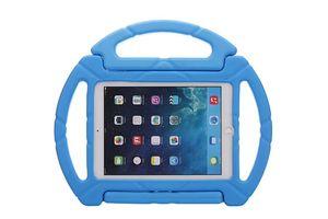 Steering Wheel Kids Safe Soft EVA Foam ShockProof Handle Protective Case Stand For iPad 2 3 Air PRO 9.7 2017 ipad Mini 2 3 4 Galaxy tab t210