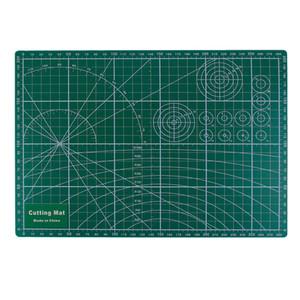 Hot-PVC Cutting Mat A4 Durable Self-Healing Pad Pad Patchwork Herramientas Hechas A Mano 30 * 20 CM DOBLE CARA