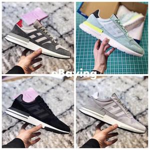 En gros EDITEX Originals ZX500 Sneakers zx 500 pour hommes et femmes respirant hommes femmes chaussures de course livraison gratuite taille 36-45