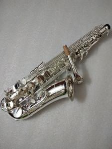 Japón Nuevo Yanagisawa W-037 E plano plateado Alto YANAGISAWA saxofón Rendimiento musical del instrumento musical Con estuche