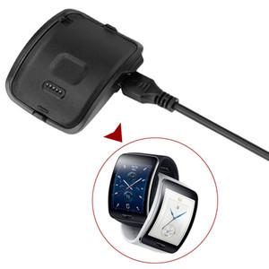 محطة شحن جديدة لشاحن Samsung Gear S r750 Smart Watch Charger سطح مكتب USB لكابل شحن لشحن Samsung