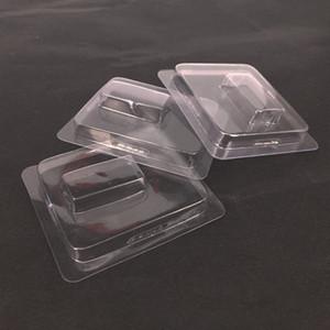 Neueste Vapor pod Verpackung Kunststoff Clam Shell für JUUL Pods Ultra Portable Vape Stift Starter Kit Cartridges Pods