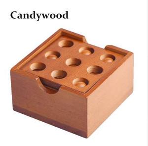 Jouets en bois Trente-six stratégie IQ Casse-tête en bois verrouillage 3D Puzzles Jeu Jouet intellectuel pour les adultes