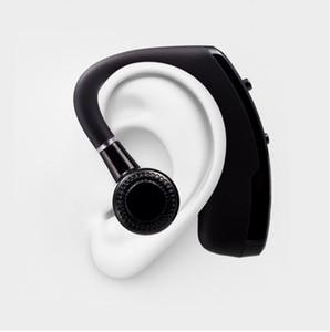 Inalámbrico de control de manos libres Bluetooth Headset de negocios con el Mic de voz del auricular de Bluetooth para auriculares Deportes audífono con Box