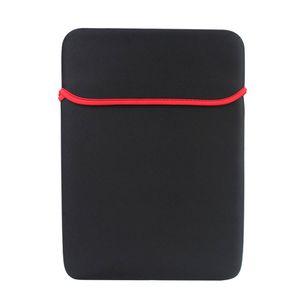 """7"""" 10"""" 15"""" Universal Sleeve en néoprène Pouch Housse pour ordinateur portable Housse de protection Sac pour Macbook iPad Tablet PC de protection Housse"""