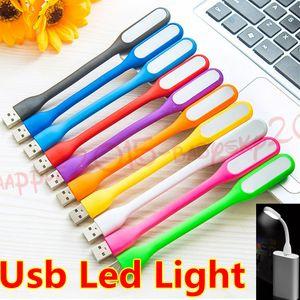 Portátil USB tipo LED para Xiaomi del USB LED de la lámpara electrónica para Xiaomi banco de la energía de PC Luces 5V 1.2W