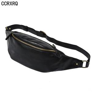CCRXRQ Sacs à bandoulière pour femmes PU Sacs à bandoulière en cuir Mode unisexe Nouveau Messenger Bag Sac à bandoulière pratique pour hommes