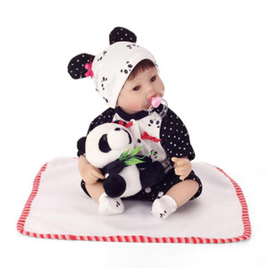 NPK Real Bebe Reborn 40 см Силиконовая девушка Reborn младенцы кукла ванна игрушка реалистичные новорожденный Принцесса кукла Bonecas Juguetes детские игрушки