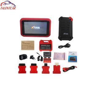 판매 촉진 XTOOL X100 패드 X 100 키 프로그래머 오일 휴식 도구 및 주행 거리 조절 DHL 무료 배송