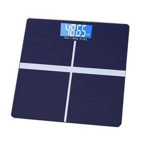 Escala de banheiro exata do assoalho da perda de peso da escala humana para o corpo pesa o agregado familiar eletrônico esperto pesagem eletrônica digital pesa o DisplayA do LCD