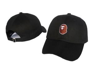 Venta al por mayor 2020 Estilo Nueva caliente APE Cap bordado Hombre Primavera Pato Cap Mujer Versión Coreana gorra de béisbol al aire libre del sombrero de Sun