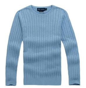 Livraison gratuite 2018 nouveau haute qualité mile wile polo marque hommes pull en tricot coton pull pull pull hommes pull