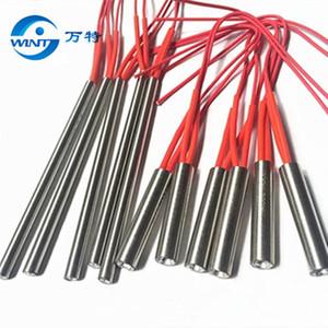 Free shipping 16*100mm Heater Length AC 220V 250W Electric Cartridge Heater Heating Element 10pcs