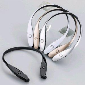 HBS 900 HBS-900 HBS900 Sport sans fil Bluetooth Neckband Tone Headphone Écouteurs Casques pour iphone 7 6s, plus Samsung S7 S6 edge DHL Gratuit