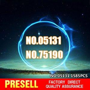 Lepin 05131 1585Pcs Birinci Sınıf Star Model Destroyer Seti 75190 Eğitici Oyuncaklar için Yapı Taşları Tuğlaları
