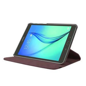 Custodia in pelle girevole a 360 ° per Samsung Galaxy Tab E 9.6 pollici con funzione di supporto per Samsung SM-T560 SM-T561 Cover per tablet