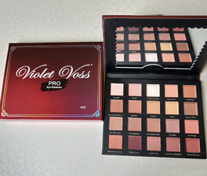 VIOLET VOSS eyeshadow HOLY GRAIL Pro EYESHADOW PALETTE Limited Edition 20 colors eyeshadow palette top quality