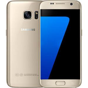 Original desbloqueado Samsung Galaxy S7 4G LTE teléfono móvil G930V / F / A 4G RAM 32G ROM 5.1 '' 12.0MP Cámara NFC Android Teléfono restaurado