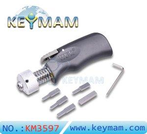 New HUK Plug-Spinner, outil de tournage pistolet rapide, HUK Pen Type de fiche Spinner, outil de sélection serrure, outils de serrurier, ouvre-porte, fiche fileur, outil de porte