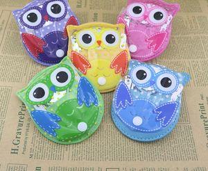 5 unids / set Owl Manicure Set uñas tijeras Clipper ceja pinza Trimmer Pedicure Nail Kit regalo SN2018