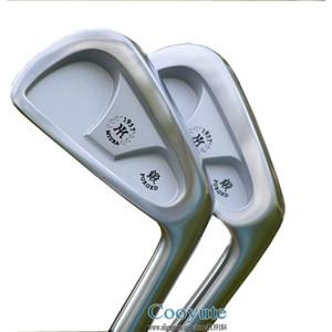 Nouveau Golf Miura 1957 Clubs de golf Clubs mis 4-9P Set Project X 55 arbre Golf en acier Flex Cooyute Livraison gratuite