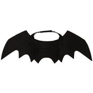 free shipping Cat dog Cosplay Clothing Costume Black Bat Wing Halloween Party for Pet Supplies 1Pcs dhgate hot sales trending