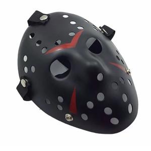 Venda quente Retro Jason Mens Máscara Mardi Gras Masquerade Partido do Traje de Halloween Máscaras de Rosto Completo DHL Livre