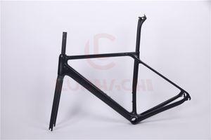 LURHACHI LS600 Telaio in carbonio ultraleggero T800 Telaio bici in fibra di carbonio Telaio bici in carbonio Taglia XS, S, M, L, XL