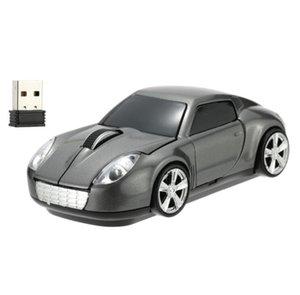 2.4GHz Sans Fil Souris / Souris Racing Car Souris Optique USB Souris 3D Boutons 1000 DPI / CPI Ordinateur Gaming Mouse pour PC Ordinateur Portable Gamer