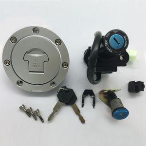 Motorcycle Ignition Switch Fuel Gas Cap Seat Lock Key Set For Honda CBR900RR CBR929RR CBR954RR 2000-2003 CBR1100XX 1999-2006