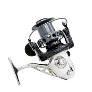 New product Anti seawater SWR8000-10000 type Spinning wheel reel 13BB All metal Gapless Sea fishing Distant wheel