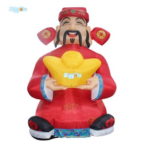 Hot promotion decoration inflatable fortune advertising
