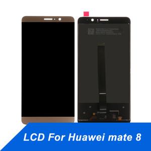 Cell Phone Touch Panel per Huawei Mate 9 LCD Display riparazione Touch Screen Digitizer Assembly per huawei mate9 spedizione gratuita