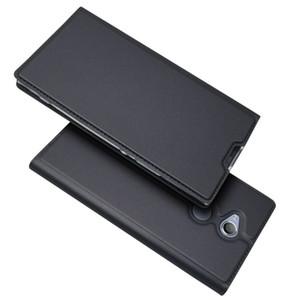 Per Sony Xperia XA1 Plus Xperia XA1 Custodia ultra vibrante Portafoglio libro magnetico Custodia in pelle Custodia protettiva Custodia protettiva