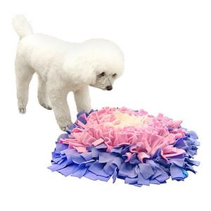 Dog Snuffle Mat Estera de alimentación Estera de entrenamiento Manta para la nariz Juguete para jugar con mascotas Alienta Habilidades naturales de alimentación - Perfecto para cualquier raza