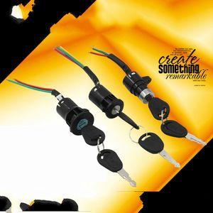 전기 자동차 파워 록 페달, 배터리 잠금 장치, 전기 자전거 키 스위치, 대형 중형 및 소형 전동 도어록 액세서리