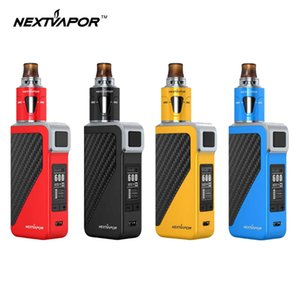 60W Nextvapor N60 TC Kit 2000mAh Built-in Battery with Top Airflow System Electronic Cigarette Starter Kit