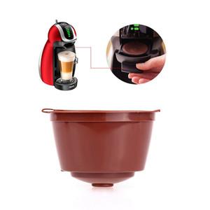 Nachfüllbare Kaffeekapsel kompatibel mit CIRCOLO MELODY MINI 2PCS Nachfüllbare Kaffeekapsel wiederverwendbar kompatibel für Nescafe NB