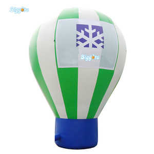 Favorite hot selling inflatable advertising ground balloon for sale