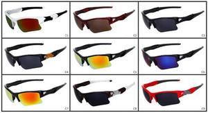 2017 marca nova moda masculina de vidro de bicicleta óculos de sol esportes óculos de condução óculos de sol de ciclismo 9 cores de boa qualidade frete grátis
