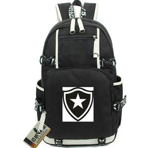 Fogao Rucksack Botafogo Team Daypack Fußball Club Schultasche Fußball Packsack Laptop Rucksack Sport Schultasche Out Door Daypack