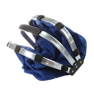 Sacchetto della spesa riutilizzabile shopping bag Pieghevole eco-compatibile riutilizzabile Shopping Bags Grocery Picnic Hand Basket J2Y