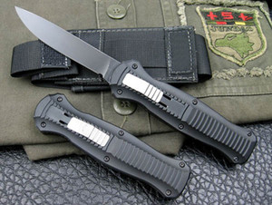 Special Offer Butterfly 3310 Auto Surival Tactical Knife D2 Drop Point Blade Outdoor Camping Survival Knives EDC Gear Xmas Gift